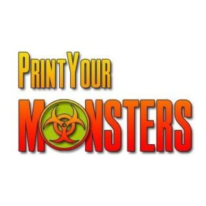 PrintYourMonsters
